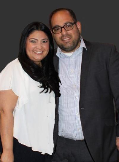 Anthony Mendez & Josephine Franzese